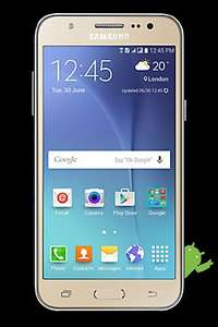 Samsung J5 Mobile Phone -13mp Camera, Removable battery, Micro SD Slot £89.99 (Upgrade) £99.99 (PAYG) @ CPW