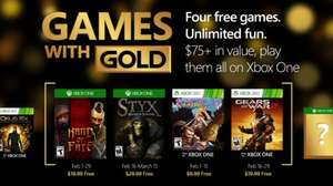 [Xbox One/Xbox 360] Games with Gold for February