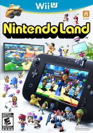 Nintendo Land Wii U Game £19 @ Amazon UK