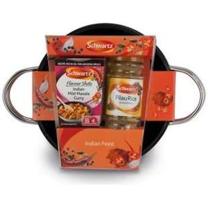 Schwartz Indian Feast £4.99 @ Argos