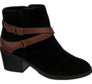 Ladies ankle boots @ deichmann £9.99 delivered