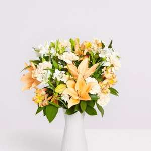 Flowers from £10 delivered using code @ Bloom and Wild