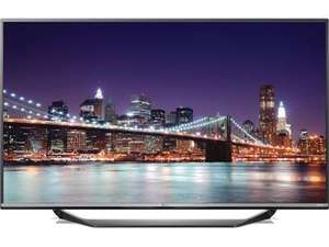 "LG 49UF770V Smart UHD 4k 49"" LED TV (With Magic Remote) + 5 Year Guarantee + Free delivery £527.04 @  Hughes Electrical"