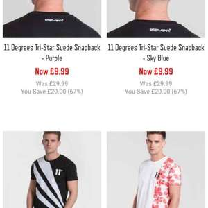 11 degrees clothing from £9.99 rrp £49.99