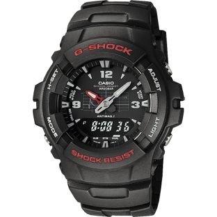 G-Shock by Casio Men's Black Combi Watch bargain from Argos - £38.99