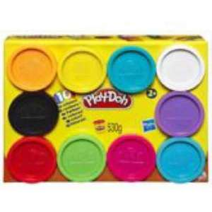Hasbro 10 Pack Exclusive To Sainsburys Play-Doh was £5.99 Now Only £2.20 Instore @ Sainsburys Basildon