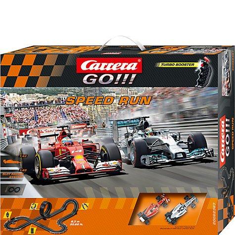Carrera GO!!! Speed Run Racing System - £17.49 @ John Lewis