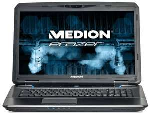 MEDION ERAZER X7833 17.3 Gaming Laptop - I7, 32Gb RAM, 128Gb SSD, 1TB HDD, GTX970M £799 @ medion shop