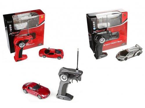** Ferrari 458 / Lamborghini Veneno / Mercedes-Benz SLS Remote Control Cars now £5 @ Halfords (Free RnC) **