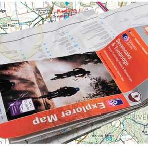 Trade in your old maps for Ordnance Survey Vouchers