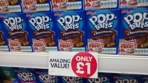 Pop Tarts - £1 @ Poundworld