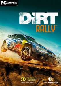 DIRT RALLY  PC STEAM £1.51 AMAZON
