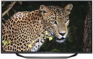 LG 43UF675V 43 Inch Ultra HD 4K LED TV with Freeview HD £349 Free Delivery at Tesco Direct