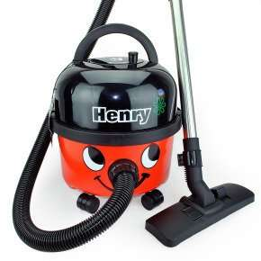 IT'S HENRY HOOVER!!! Numatic Henry Red Bagged Vacuum Cleaner £95 @ Homebase