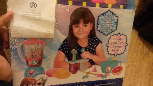 Disney Frozen Ice Lolly Maker Only £5 @ Range instore