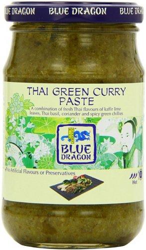 Blue Dragon Thai Green Curry Paste 99p at ALDI