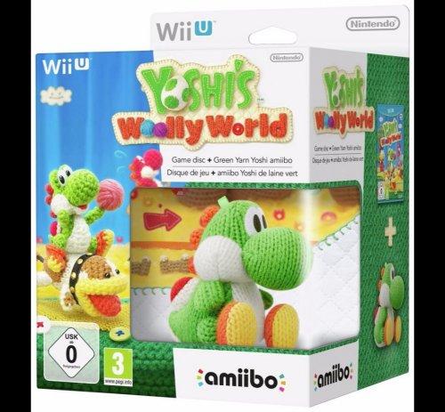 Yoshi's Woolly World Wii U Game and amiibo Figure £24.99 @ Argos