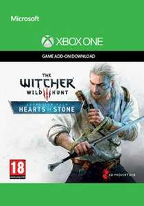 The Witcher 3: Hearts of Stone for Xbox One/PS4 = £7.99 @ Game