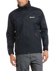 Berghaus Men's Stormcloud Waterproof Jacket Small/Large @ Amazon