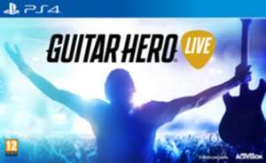 Guitar Hero Live Inc Guitar (PS4/XO/PS3/X360/Wii U) £34.86 Delivered @ Shopto