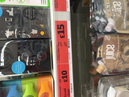 Fitbug Orb - sainsburys £15