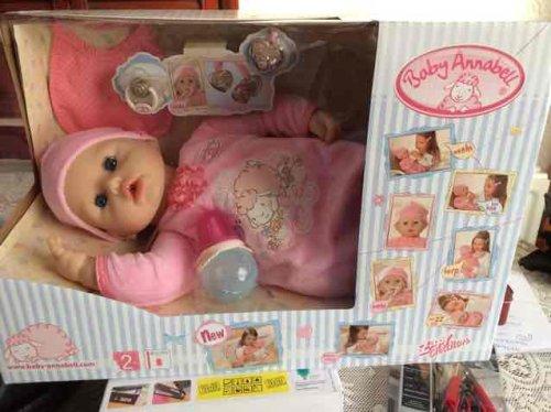 baby annabell doll £12.49 @ Tesco
