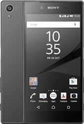 Sony Xperia Z5 Black Unlimited Minutes/Text 2GB Data £26 per month Vodafone @mobiles.co.uk
