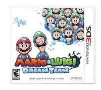 Mario and Luigi Dream Team Bros / Mario Golf World Tour (3DS) £10.86 Each Delivered @ Shopto