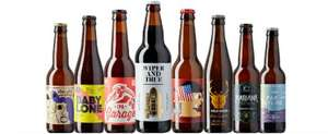 £10 off your first Beer 52 box with two bonus beers (free delivery)