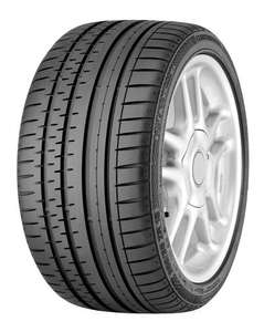 Continental Sport Contact 2  205/55 R16 91V Fully Fitted Tyre £51.30 @ f1autocentres