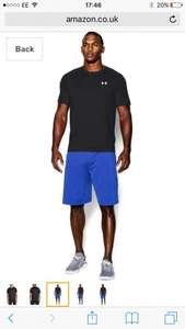Under Armour Men's tech t shirt £9.75 prime / £13.74 non prime @ Amazon
