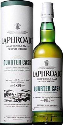 Laphroaig quarter cask £25 @ Amazon