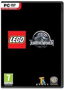 Lego Jurassic World PC - £3.99 - CDKeys