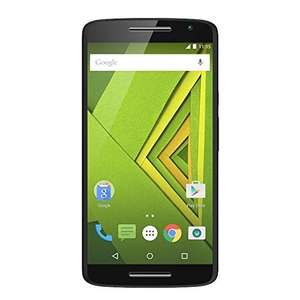 Play Moto X Smartphone Unlocked 4G (Screen: 5.5 inches - 16 GB - Double Nano - Android 5.1 Lollipop) Black £236.00 @ Amazon.fr