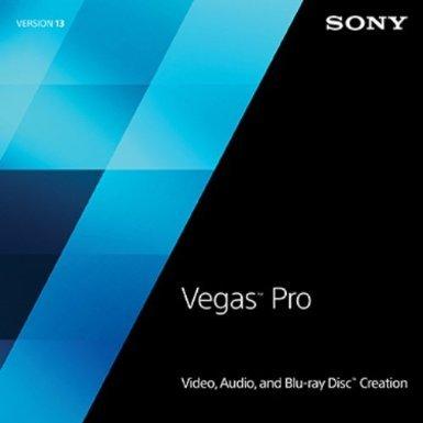 Sony Vegas Pro 13 - £169.99 at Amazon.co.uk (RRP: £393.95)