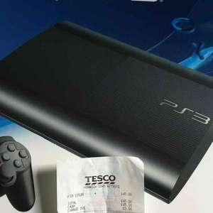 PS3 12Gb £45 @ Tesco middlebrook Bolton