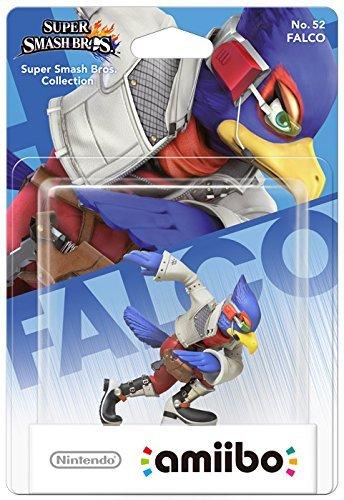 Falco Amiibo (Nintendo Wii U/3DS) @ Amazon.co.uk £6.82 prime or add £1.98 P&P for non prime