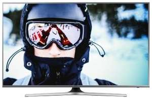 "Samsung UE55JU6800 LED 4K Ultra HD Nano Crystal Smart TV, 55"" with Freeview HD and Built-In Wi-Fi - £799.99 - RLR Distribution"