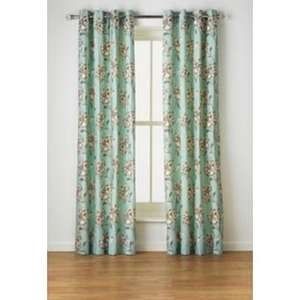 Heart of House Felicity Lined Eyelet Curtains - Duck Egg.  £6.99 @ Argos