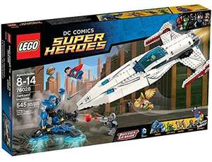 Lego Superheroes Darkseid Invasion 76028 £39.99 delivered 1/3 off @ amazon