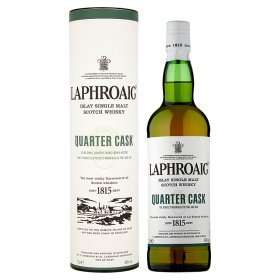 Laphroaig Whisky Quarter Cask 70cl £25.00 @ ASDA