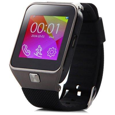 ZGPAX S29 Smart Watch Phone  -  BLACK 116500801 1.54 inch Touch Screen Quad Band GSM Single SIM FM Bluetooth MP3...£19.39 Gearbest.com..EU Warehouse...
