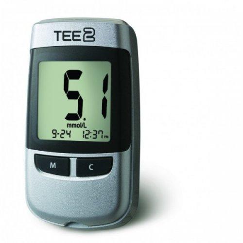 FREE TEE2 Blood Glucose Meter