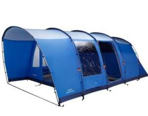 Vango Farnham 500 Tunnel Tent - Blue, 5 Person £186.18 @ Amazon