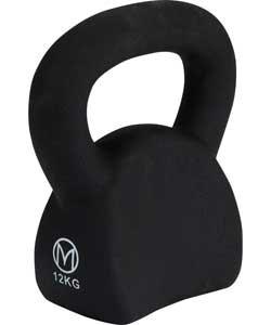 Argos - Matt Roberts 12kg Kettlebell £14.99 Half price