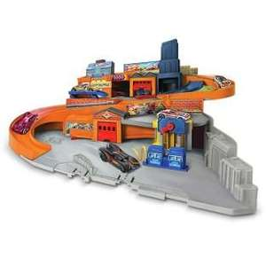 hot wheels nostalgic service centre half price! @ Argos