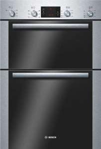 Bosch HBM43B250B Double electric oven - £729 @ The Gas Superstore