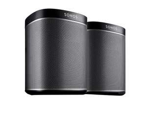SONOS PLAY:1 Two Room Starter Set - John Lewis - £249 (Glasgow)