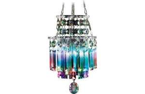 Shimmer and Sparkle lite up chandelier £6 @ Boots