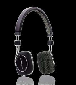 Bowers and Wilkins P3 headphones £99.99 direct from B&W